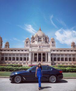 Car rental in Rajasthan