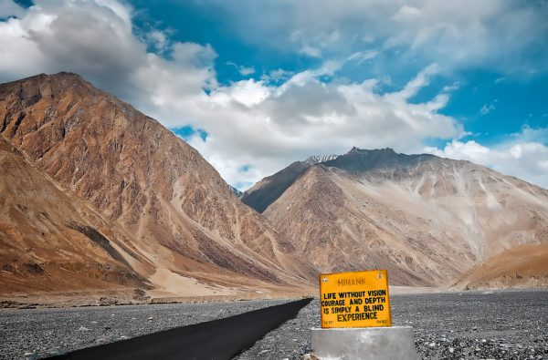 Leh & Shrinagar (The Leh Road Trip)