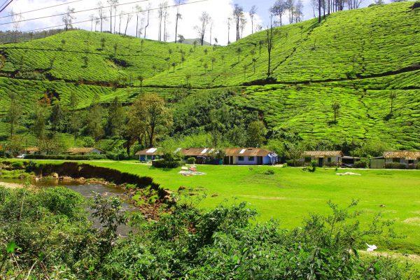 Coimbatore, Valparai to Munnar
