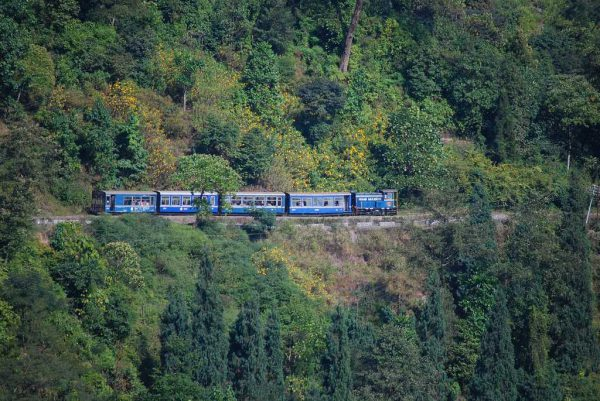 SILIGURI hill station