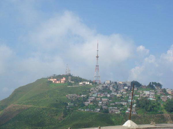 kurseong hill station near kolkata