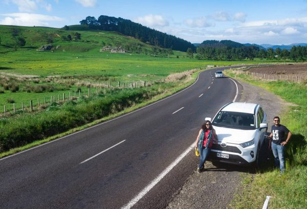 A heavenly vacation in New Zealand with an Avis self-drive- by Kitty & Navin.