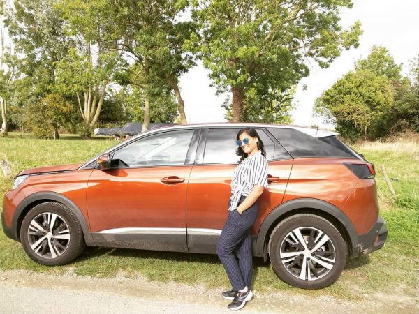 Avis self-drive in France- by Jhilmil Bhansali