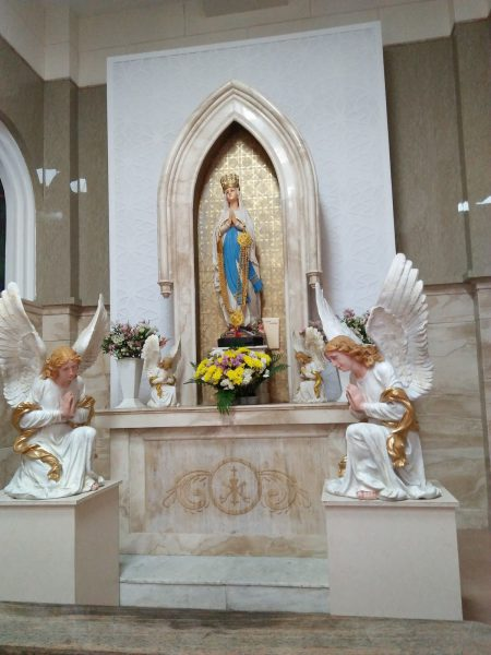 Our Lady of Lourdes in Chennai