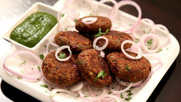 famous dish of Lucknow Galauti-Kabab