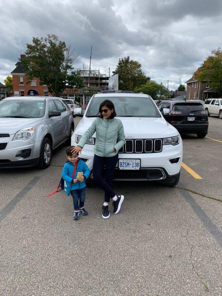 self drive car in canada