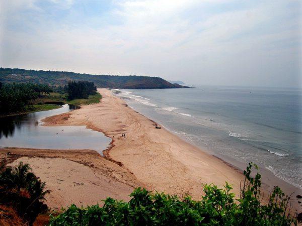 Ganpati Pule Beach in mumbai