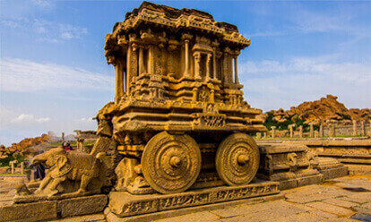 Hire a Cab from Bangalore and Visit Hampi