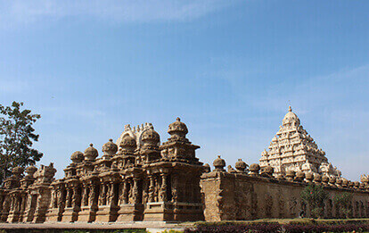 Hire a Cab from Chennai and Visit Kancheepuram