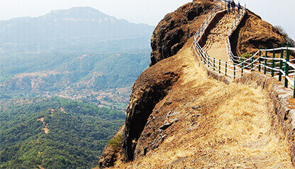 Rent a Car from Pune and Visit Khandala