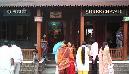 Book a Car from Pune and Visit Shirdi