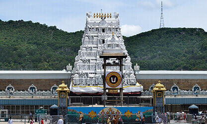Book a Car from Chennai and Visit Tirupathy-Thirumala