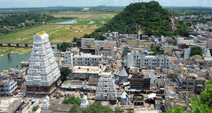 Hire a Cab from Bangalore Online and Visit Tirupati