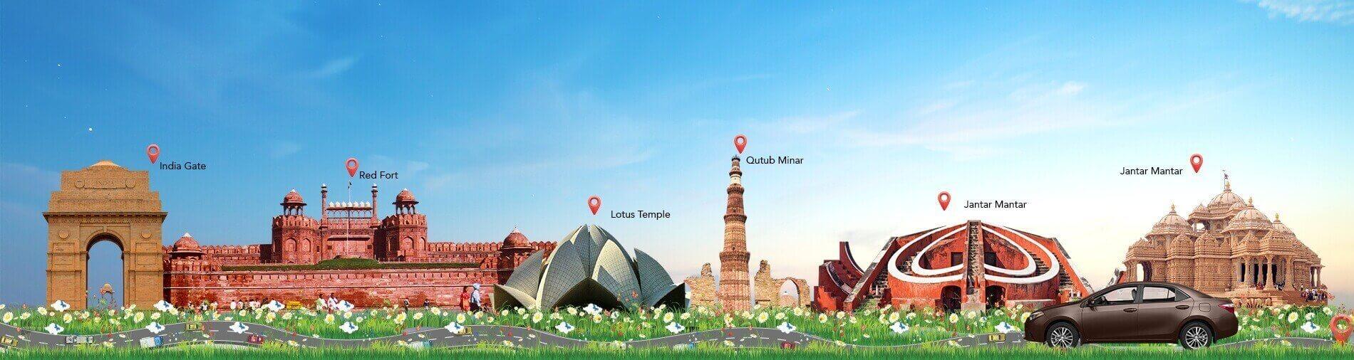 Self Drive Car Rental In Delhi Ncr Car Hire In Delhi Luxury Car