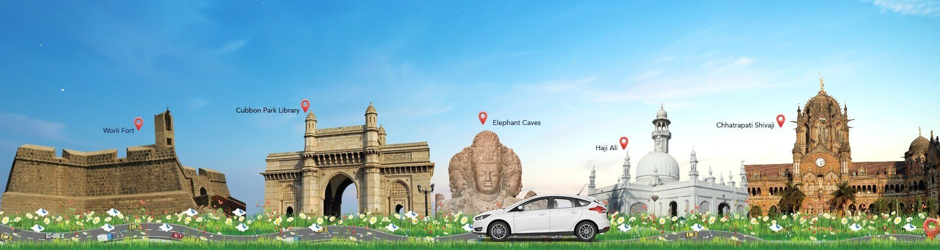 Self Drive Car Rental In Mumbai Car Hire In Mumbai Luxury Car